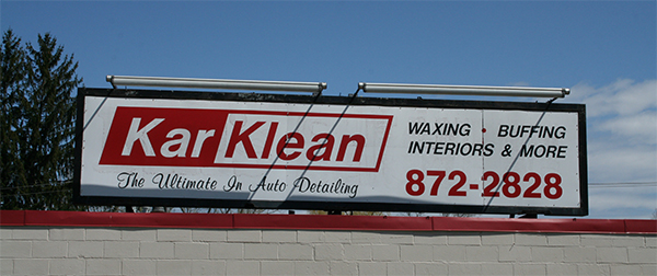 Sign-Kar-Klean